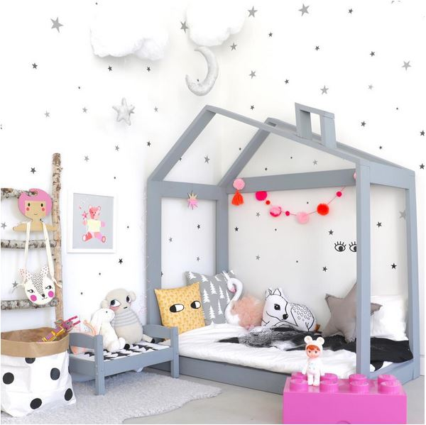 40 Cool Kids Room Decor Ideas That You Can Do By Yourself - Shelterness