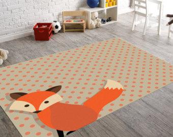 Kids rug | Etsy
