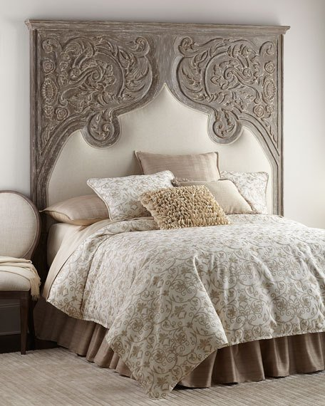 Erlinda Carved Headboards