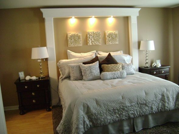 20 Stunning King Size Headboard Ideas | Bedroom Ideas | Bedroom