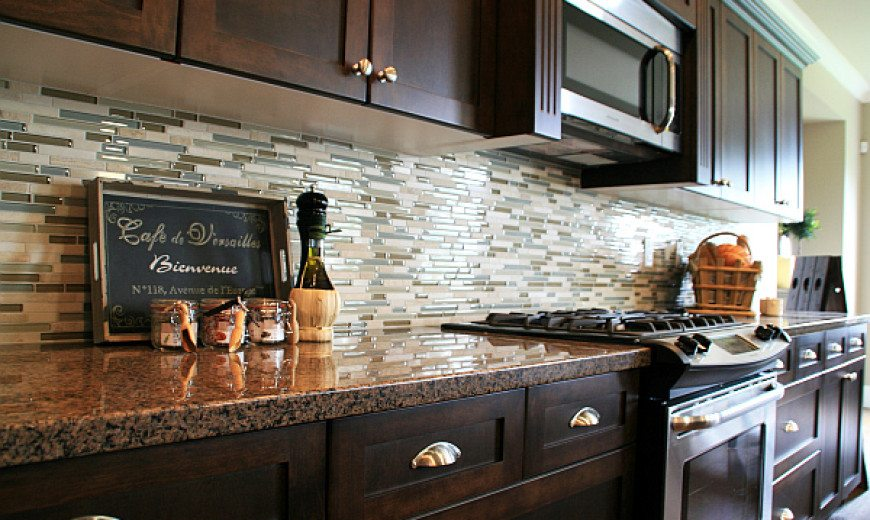 12 Unique Kitchen Backsplash Designs