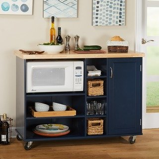 Buy Kitchen Carts Online at Overstock | Our Best Kitchen Furniture Deals