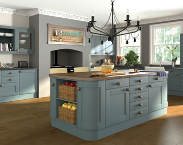 How to Choose the Right Kitchen Colour | Dream Doors