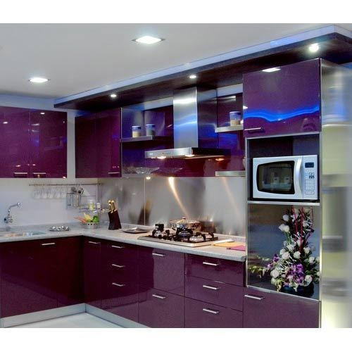 SS Modular Kitchen Cupboard at Rs 50000 /set(s) | किचन