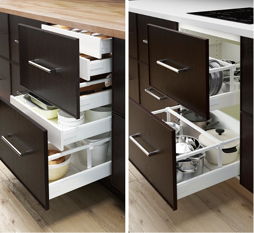 Kitchen Storage Solutions And Organizer Ikea Australia - Codemagento