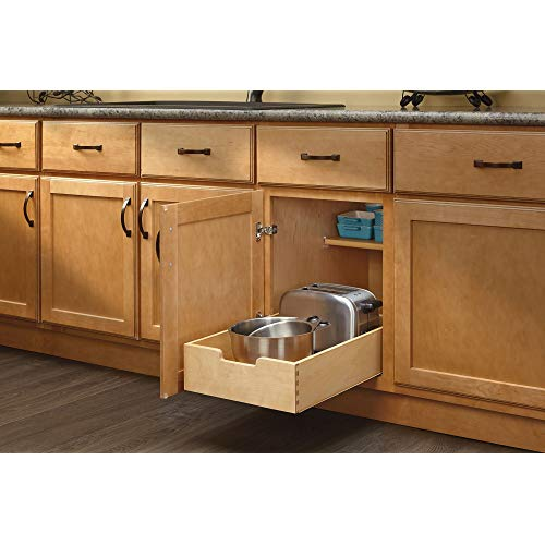 Kitchen Drawers Offer Well-Organized   Storage