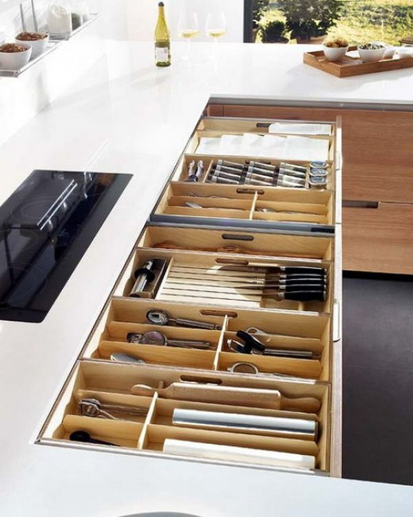 15 Kitchen drawer organizers u2013 for a clean and clutter-free décor
