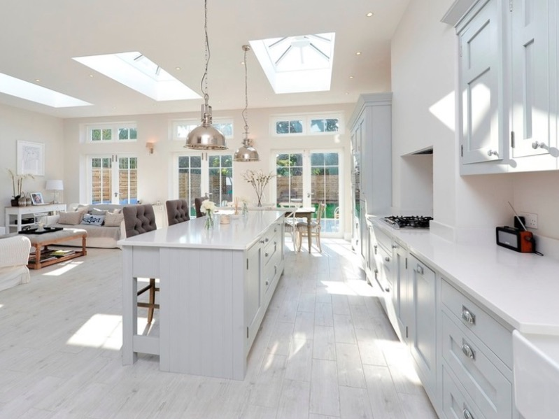 Kitchen Flooring Ideas and Materials - The Ultimate Guide