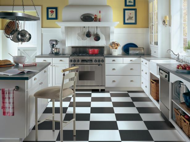 Kitchen Flooring Ideas & Pictures | HGTV