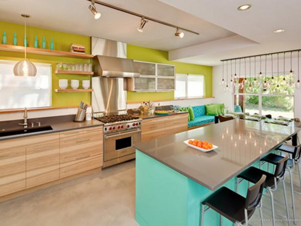 Popular Kitchen Paint Colors: Pictures & Ideas From HGTV | HGTV