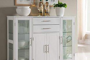 Amazon.com - Kings Brand Furniture VD-60366HW Kitchen Storage
