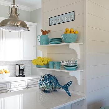 Nautical Kitchen Theme Design Ideas