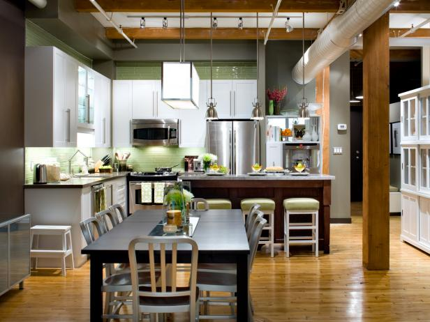 L-Shaped Kitchen Design: Pictures, Ideas & Tips From HGTV | HGTV