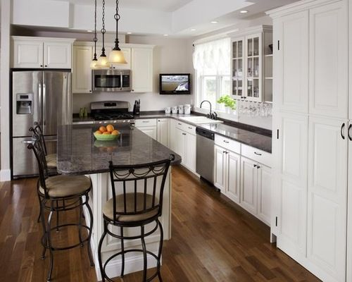 L Shaped Kitchen Designs for Increase   functionality
