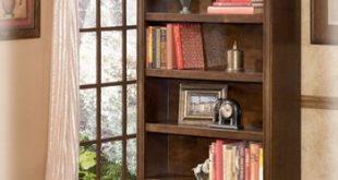 Amazon.com: Ashley H527-17 Hamlyn Large Large Brown Bookcase
