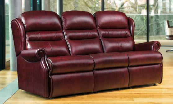 Sherborne Ashford Leather Suites | Sofas, Chairs & Recliners at