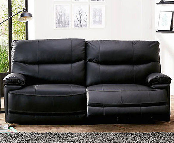 Leather Sofas - Recliner and Corner Suites | Harveys Furniture