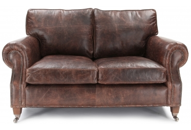 French Style Leather Sofas | Country Style Furniture | Old Boot Sofas