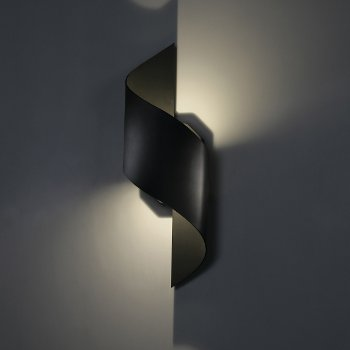 Helix Indoor/Outdoor LED Wall Sconce by Modern Forms at Lumens.com