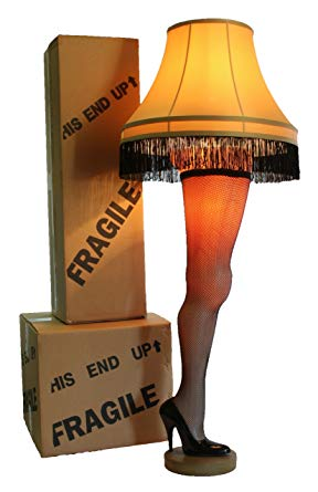 A Christmas Story Deluxe Full Size 50