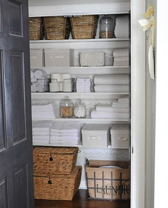 6 Laundry Room and Linen Closet Updates | Wayfair
