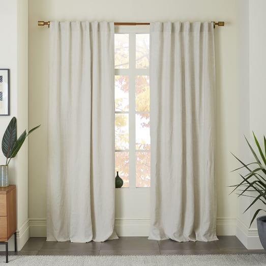 Linen Curtains Advantages for your Rooms