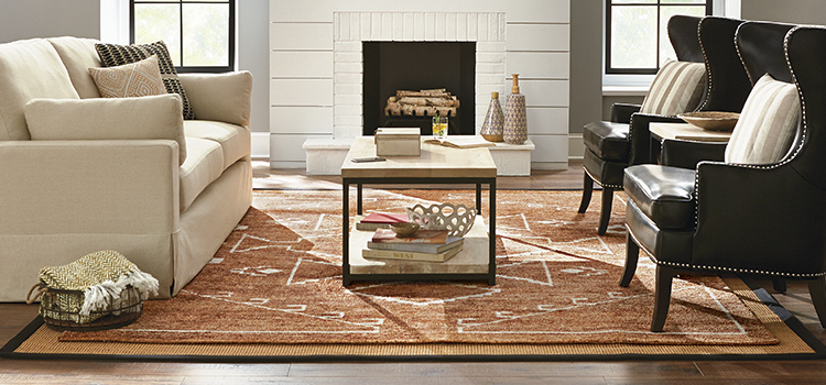 Living Room Carpet Choice for Your Home
