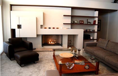 Contemporary Living Room Interior Ideas | Freshome.com