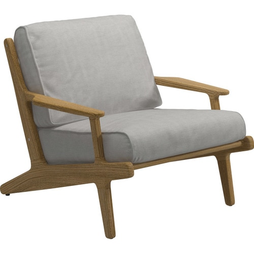 Gloster Bay Lounge Chair | AuthenTEAK