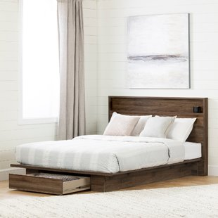 Very Low Platform Bed | Wayfair