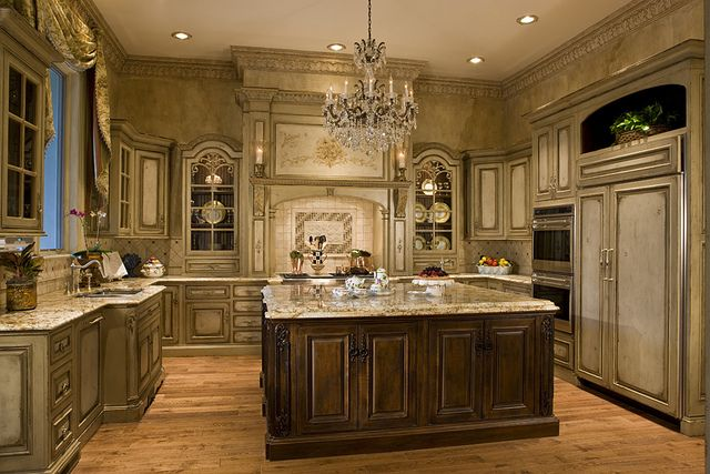 20 Jaw Dropping Luxury Kitchen Design Ideas | Home Decor | Kitchen