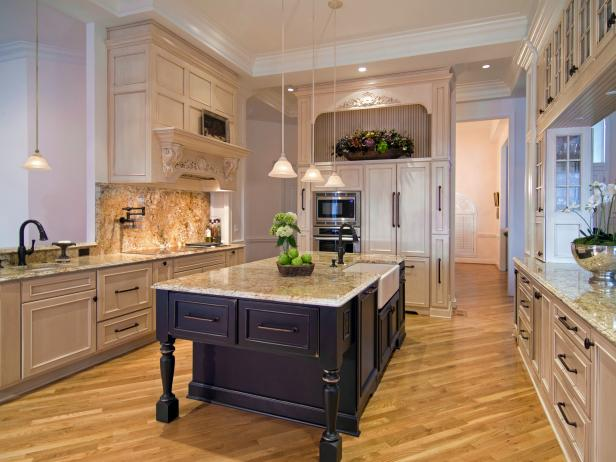 Luxury Kitchen Design for Your Home