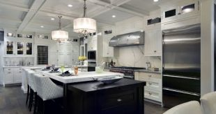 Over 25 Luxury Kitchens Cost More than $100,000 - Great Ideas For