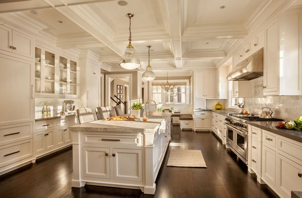 Luxury Kitchen Furniture 8488 | Interior Design