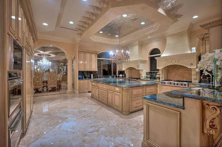 15 MUST SEE DREAM HOME Kitchens [A Cooks Paradise] - Dream Homes