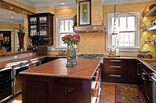 Maple Kitchen Cabinets :: Kitchens with Maple Cabinets :: Accent