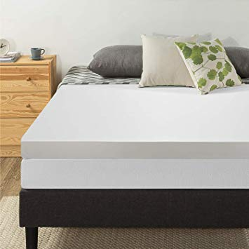 Amazon.com: Best Price Mattress 4-Inch Memory Foam Mattress Topper
