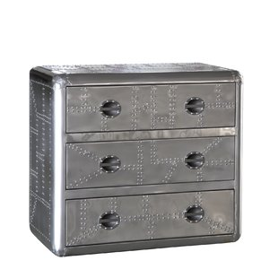 Metal Dressers You'll Love | Wayfair
