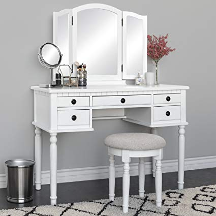 Amazon.com: Best Choice Products Makeup Cosmetic Beauty Vanity