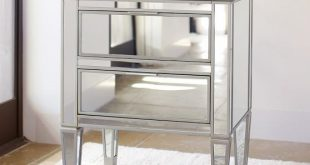 Park Mirrored Nightstand | Pottery Barn