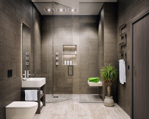 modern bathrooms designs - Modern Bathrooms Designs: Things You Need