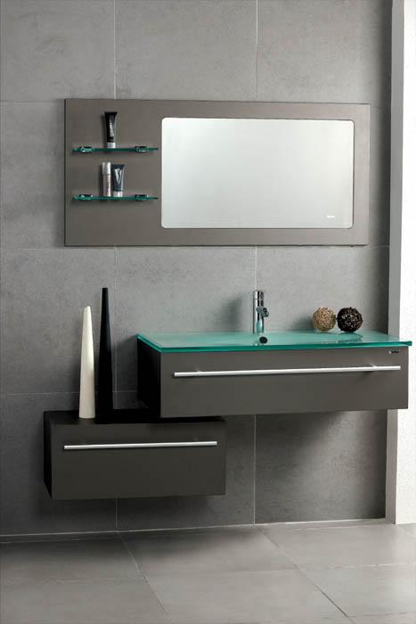 Modern Bathroom Vanity - Triton