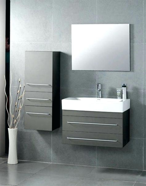 Contemporary Bath Cabinets Walnut Contemporary Bath Modern Bathroom
