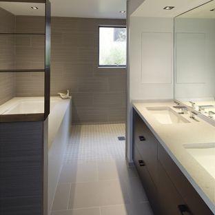 Floor Tiles Modern Bathroom Ideas | Houzz