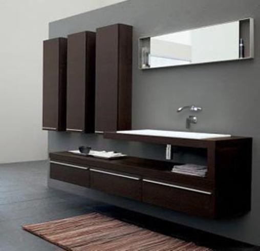 Modern Bathroom Vanity - Valentino II