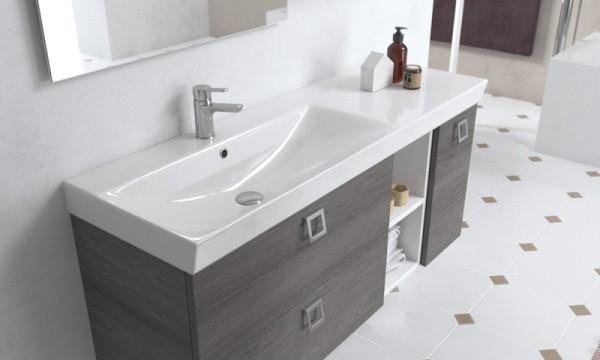 Modern Bathroom Cabinets | European Cabinets & Design Studios