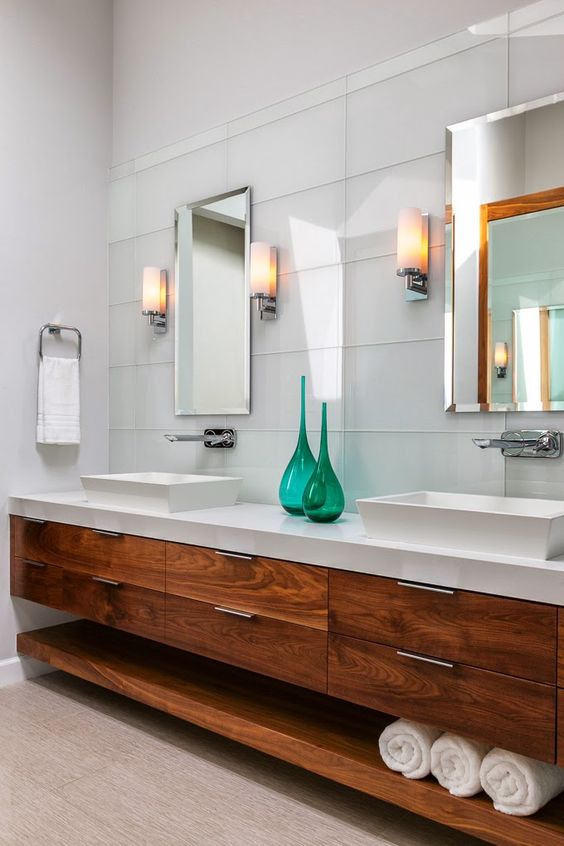 The 30 Best Modern Bathroom Vanities of 2019 - Trade Winds Imports