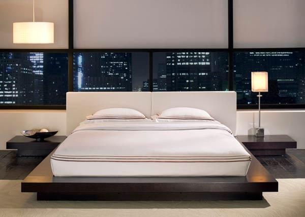 Modern Bedroom Furniture: The Aesthetics of Philosophy | Freshome.com
