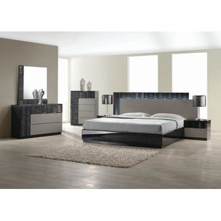 Modern Bedroom Set Selection for a   Happier Life