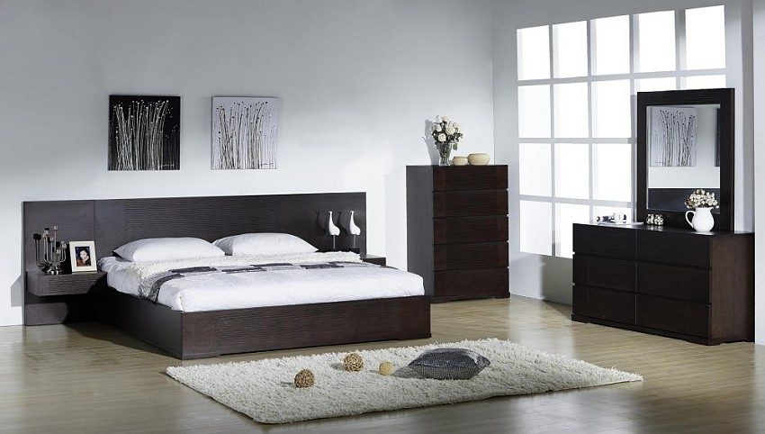 Emblem Modern Bedroom Sets | Contemporary Bedroom Sets